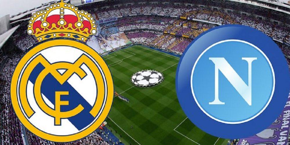 Real Madrid-Napoli streaming, dove vederla in diretta e in tv