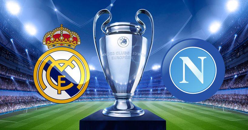 Real Madrid-Napoli streaming RSI LA2, come vedere la diretta