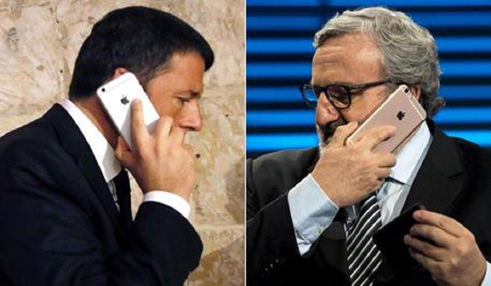 """Emiliano, l'ultima: il Renzi stai sereno. Da """"metti a Cassano"""" alle cozze..."""
