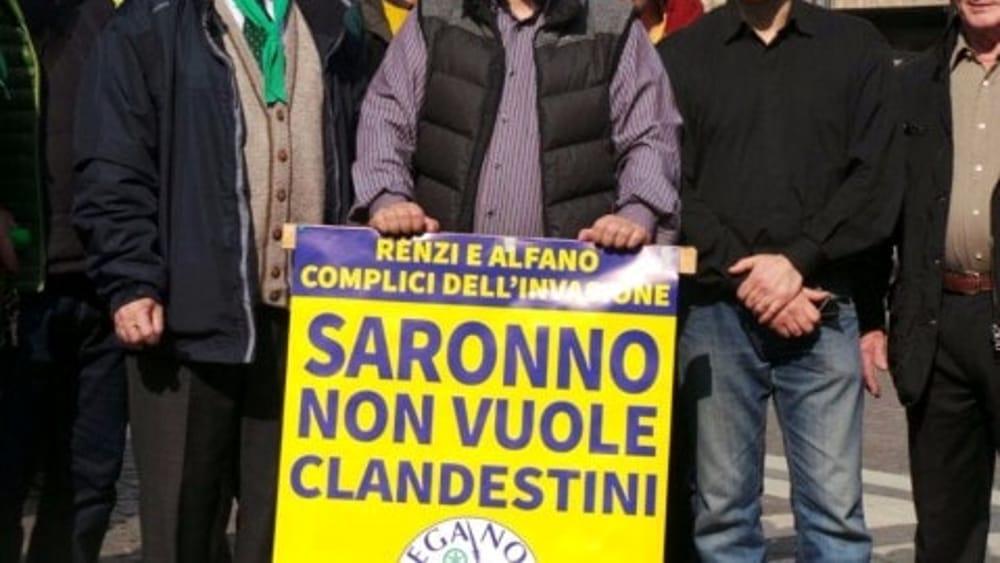 """Lega Nord condannata per discriminazione: chiamò """"clandestini"""" i rifugiati"""