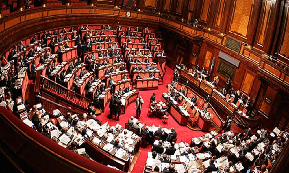 senato-aula-parlamento-palazzo-madama-ansa