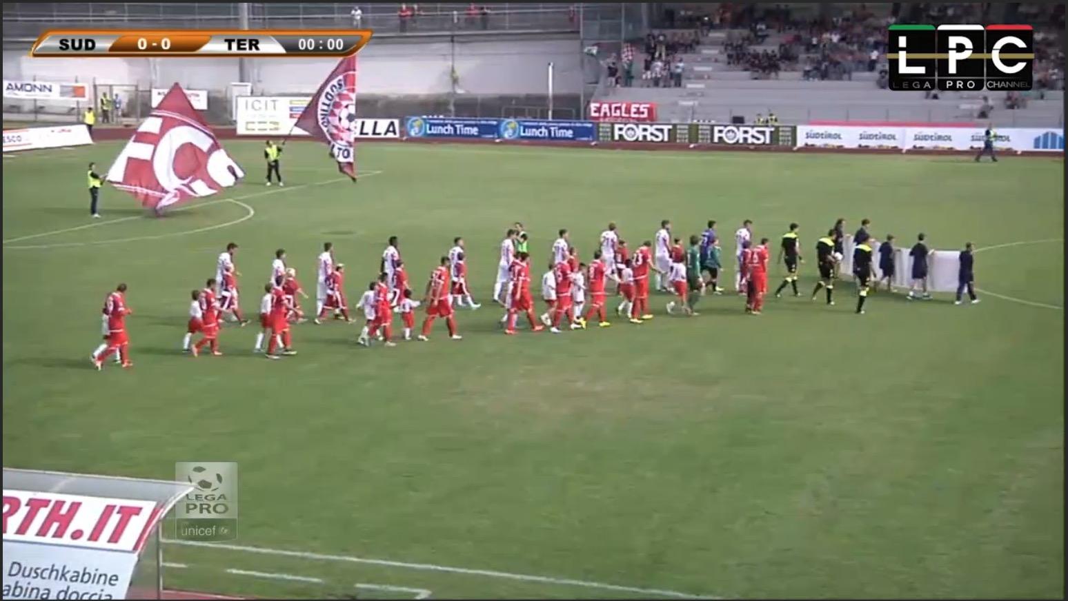 Südtirol-Modena Sportube: streaming diretta live, ecco come vedere la partita