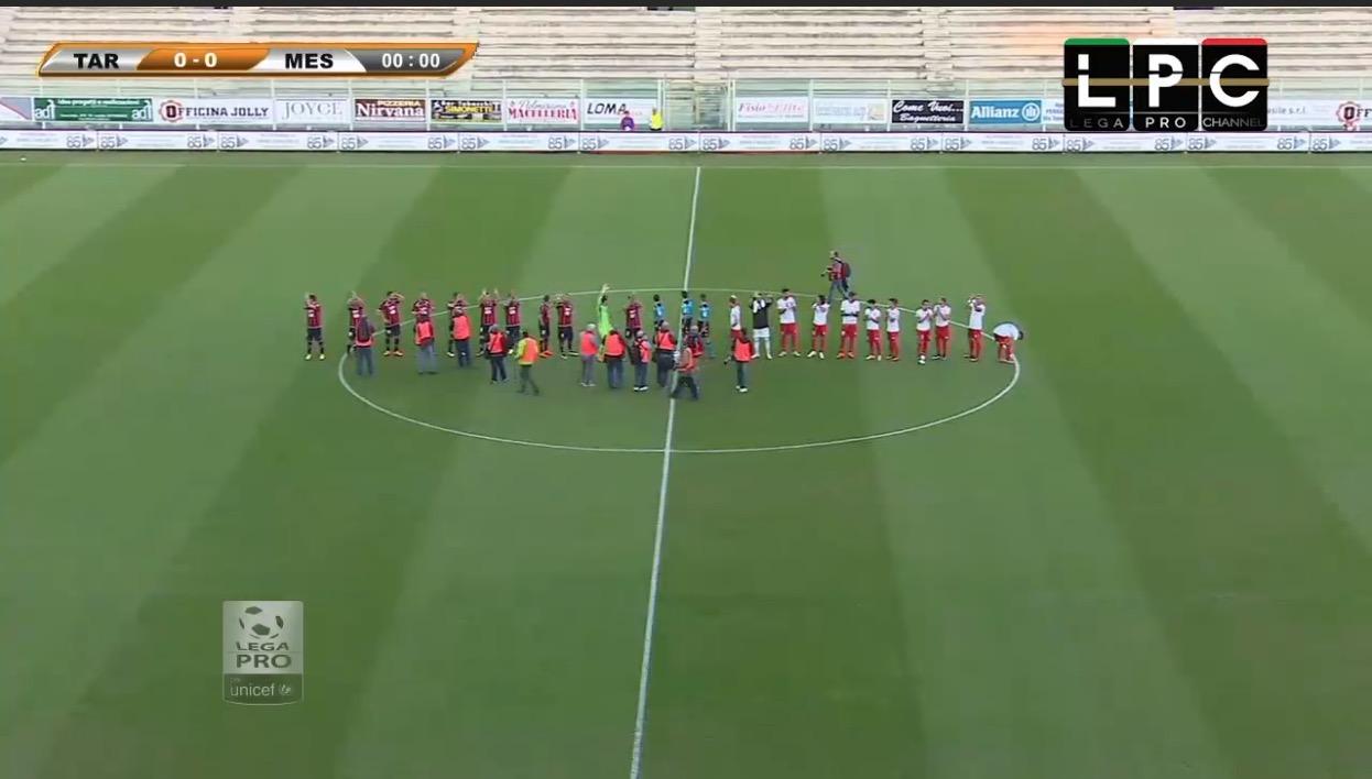 Taranto-Catanzaro Sportube: streaming diretta live, ecco come vedere la partita