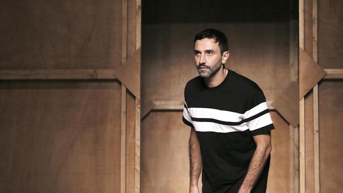 Riccardo Tisci lascia Givenchy dopo 12 anni