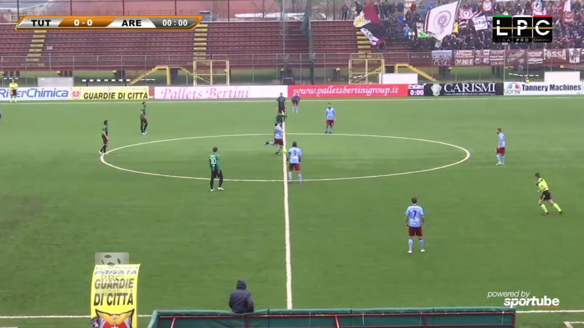 Tuttocuoio-Padova Sportube: streaming diretta live gratis Coppa Italia Lega Pro