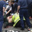 Attentato Londra, VIDEO ripreso dal drone15