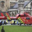 Attentato Londra, VIDEO ripreso dal drone14