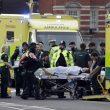 Attentato Londra, VIDEO ripreso dal drone13