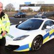 Polizia, le auto più veloci del mondo: dalla Lamborghini in Italia alla McLaren in Gb 04