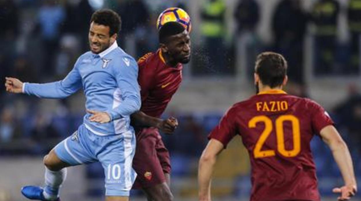 Lazio-Roma, buu razzisti e cori contro Antonio Rudiger