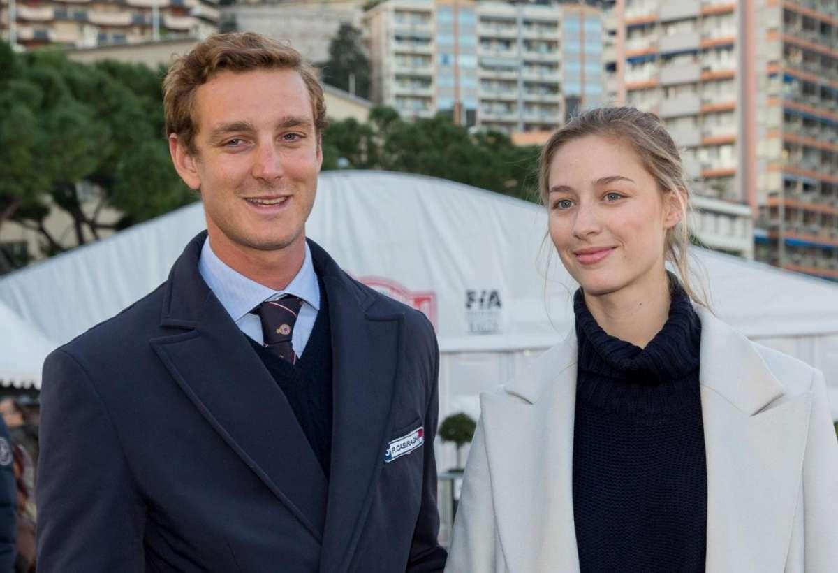 Beatrice Borromeo e Pierre Casiraghi genitori: fiocco blu, è nato un maschietto