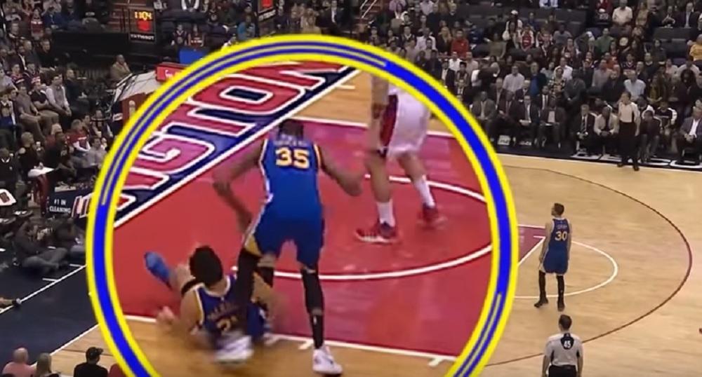 Nba, ansia per Golden State Warriors: Kevin Durant si è infortunato