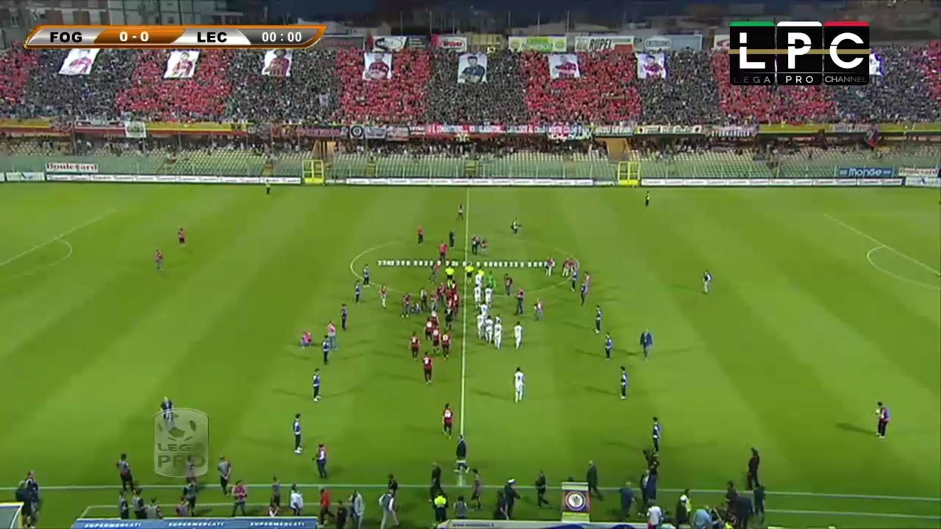 Foggia-Lecce Sportube: streaming diretta live, ecco come vedere il derby