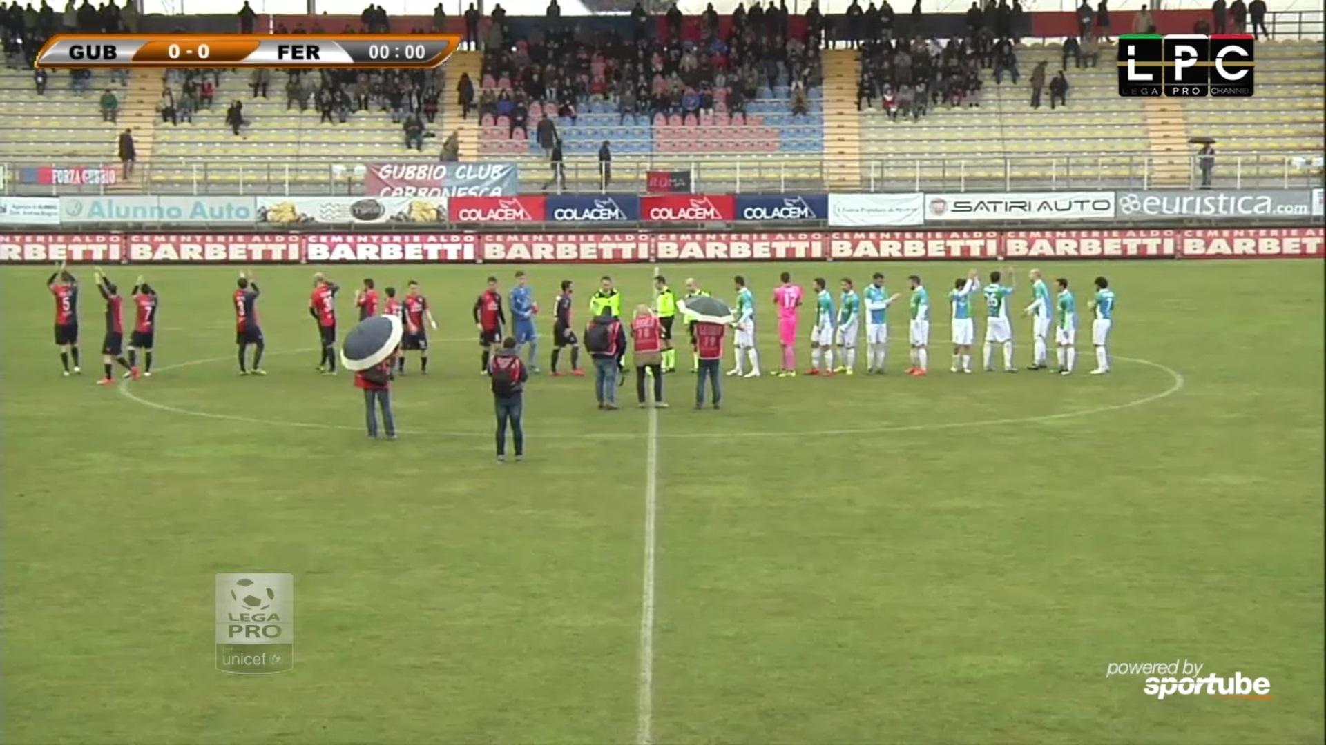 Gubbio-Parma Sportube: streaming diretta live, ecco come vedere la partita