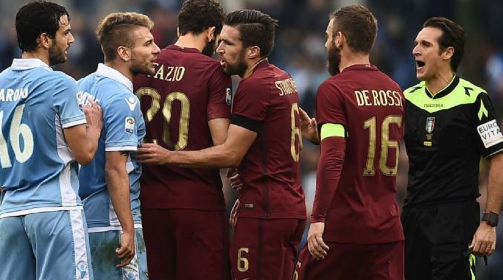 Lazio-Roma streaming, come vedere derby Coppa Italia sul Pc