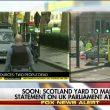 Attentato Londra, auto sulla folla e spari fuori dal Parlamento9