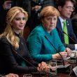 Merkel e Trump, primo faccia a faccia (con Ivanka) FOTO 5