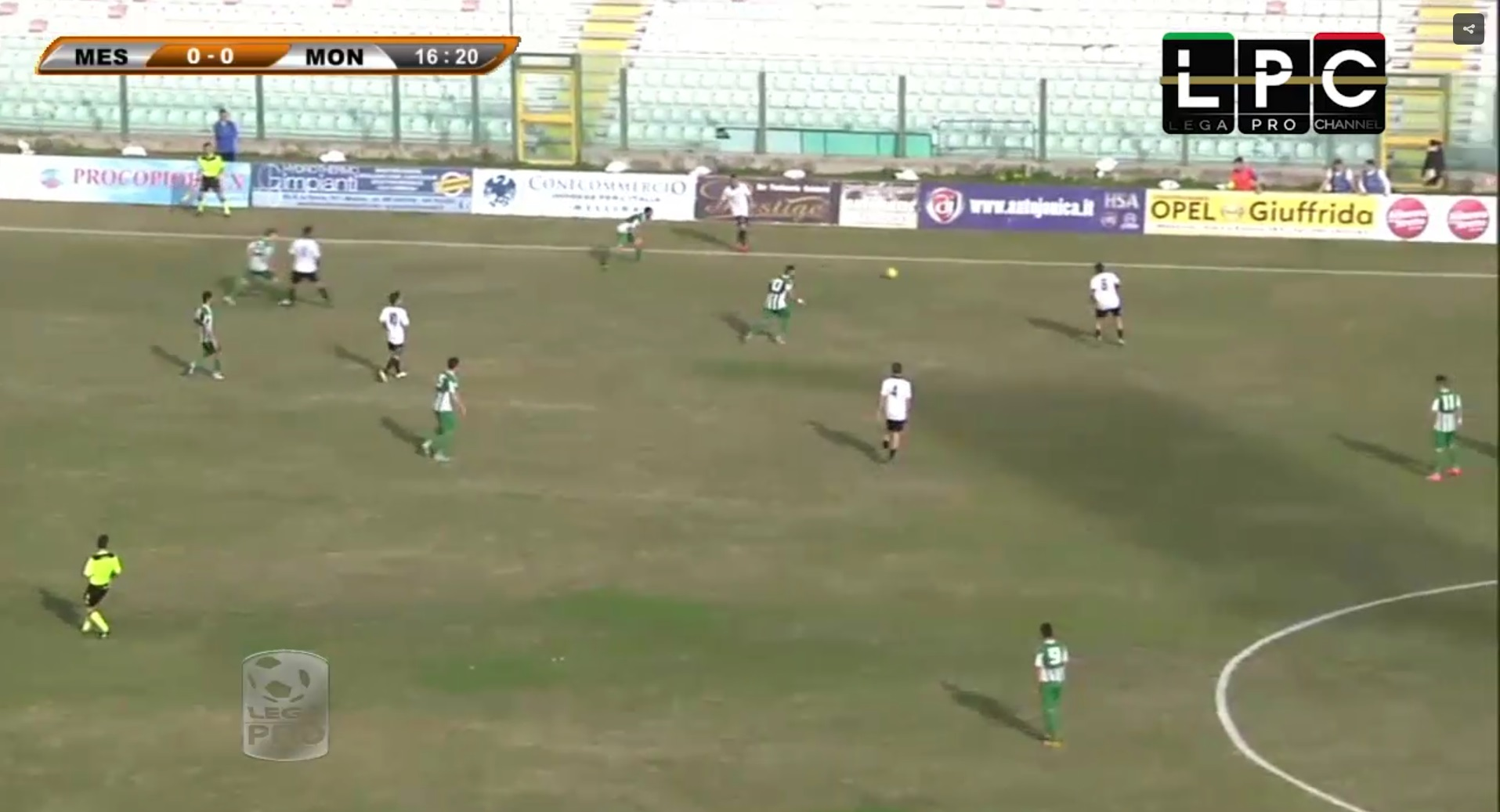 Messina-Taranto Sportube: streaming diretta live, ecco come vedere la partita