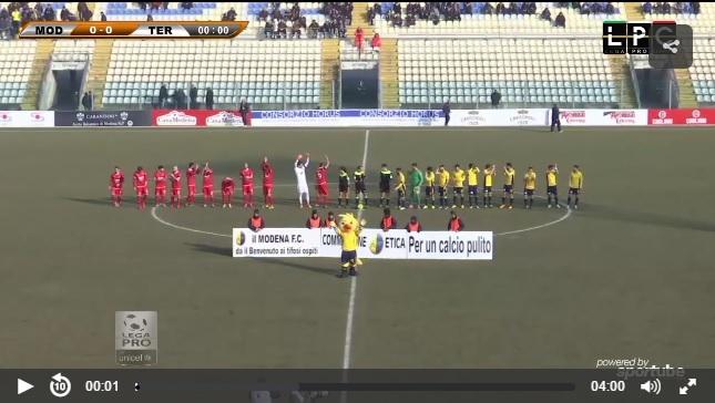 Modena-Padova Sportube: streaming diretta live, ecco come vedere la partita
