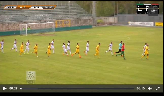 Olbia-Como Sportube: streaming diretta live, ecco come vedere la partita