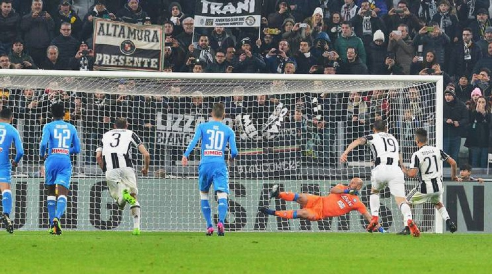 Serie A, classifica rigori a favore e rigori contro dal 2012 a oggi