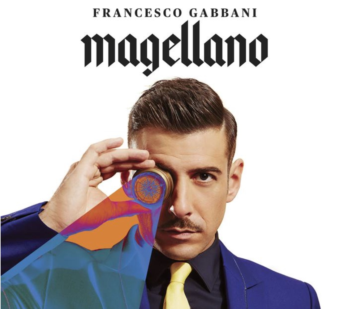 Francesco Gabbani torna: Magellano l'album post Occidentali's Karma