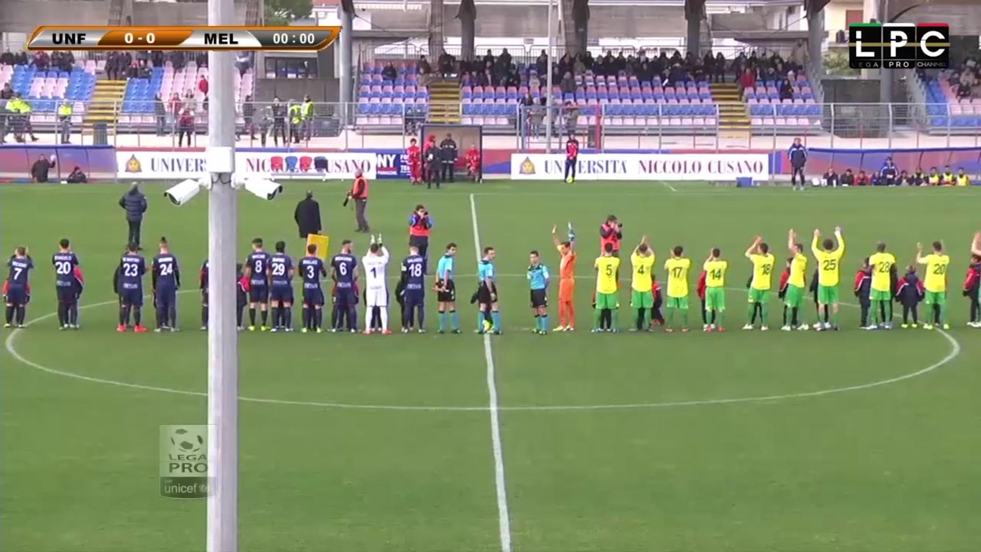 Fondi-Foggia Sportube: streaming diretta live, ecco come vedere la partita