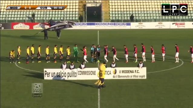 Modena-Santarcangelo Sportube: streaming diretta live, ecco come vedere la partita