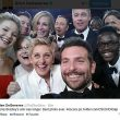 Il tweet da Oscar di Ellen DeGeneres