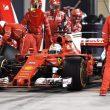 """F1, Gp Bahrain: Ferrari di Vettel vince. """"Buona Pasqua a tutti""""01"""