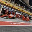 """F1, Gp Bahrain: Ferrari di Vettel vince. """"Buona Pasqua a tutti""""02"""