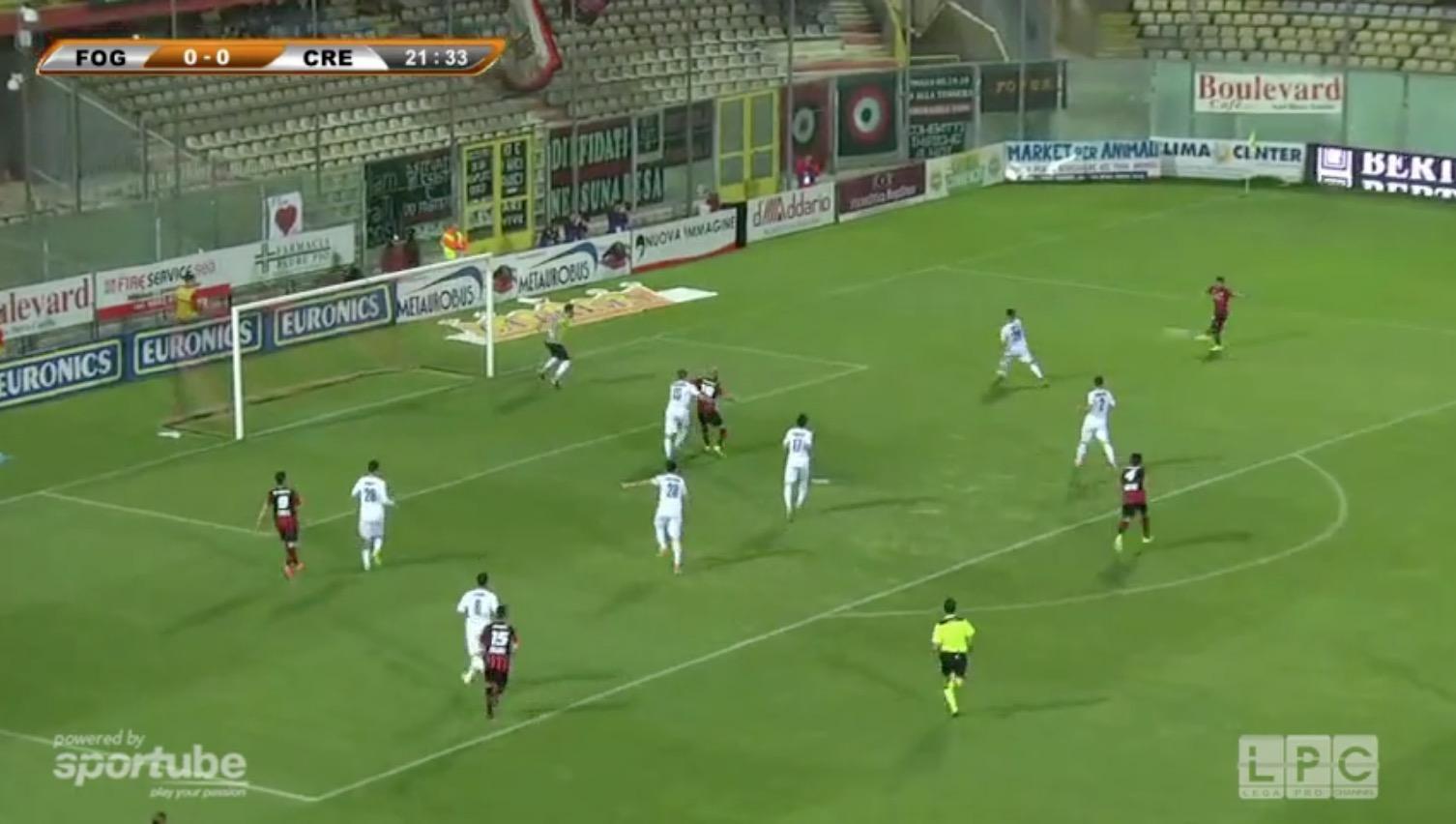 Foggia-Cremonese 3-1: guarda gli highlights Sportube - VIDEO Supercoppa Lega Pro