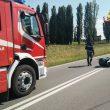 Incidente Castel d'Azzano, schianto auto-moto: un morto e una donna ferita1
