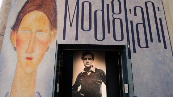 """Modigliani a Genova. """"Almeno 13 opere dubbie"""" per Carlo Pepi (smascherò le false teste di Livorno)"""