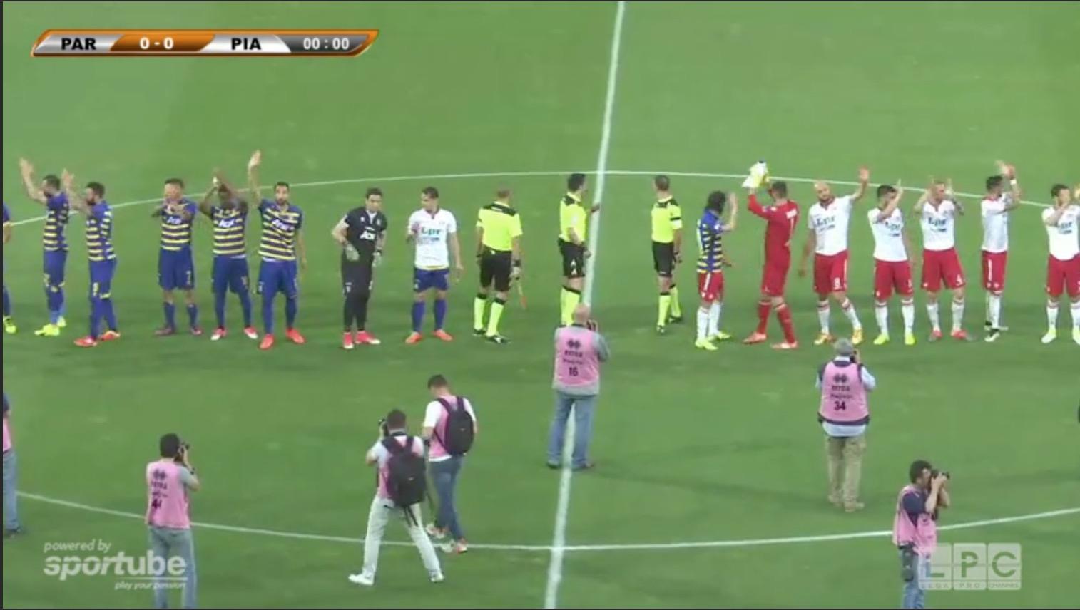 Parma-Lucchese Sportube: streaming diretta live play off, ecco come vedere i quarti di finale