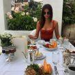 Emily Ratajkowski, vacanze in Italia