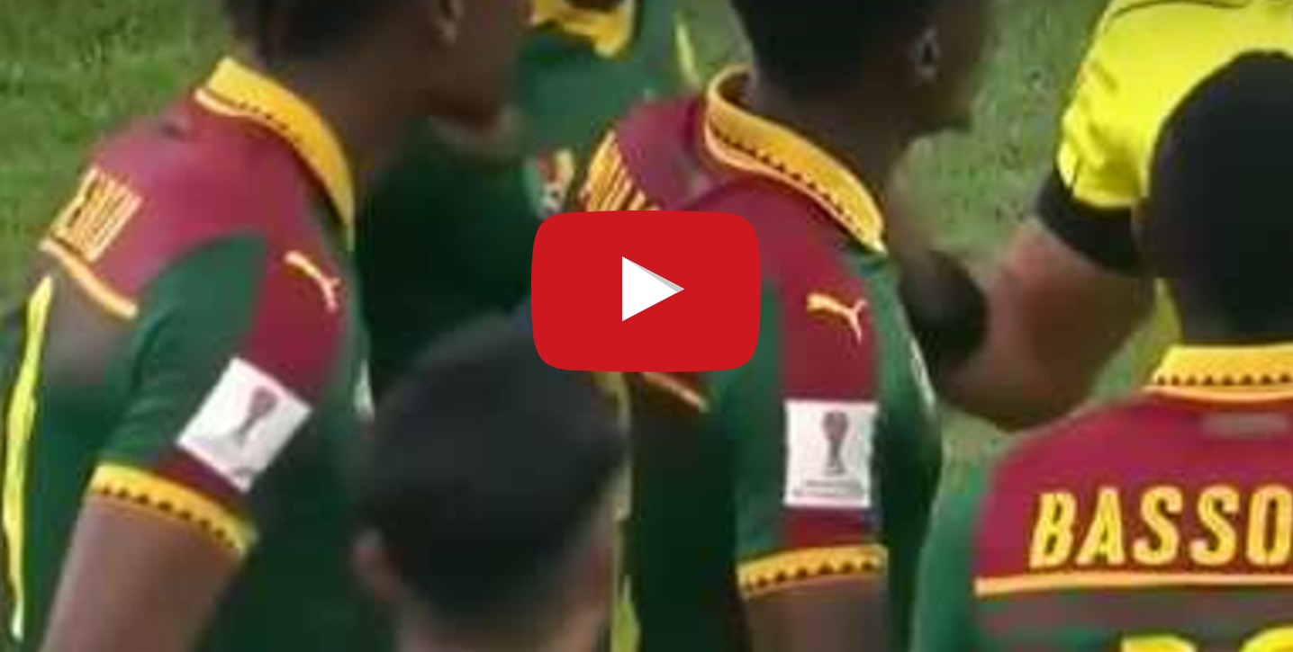 Germania-Camerun 3-1, highlights Confederations Cup: Werner doppietta