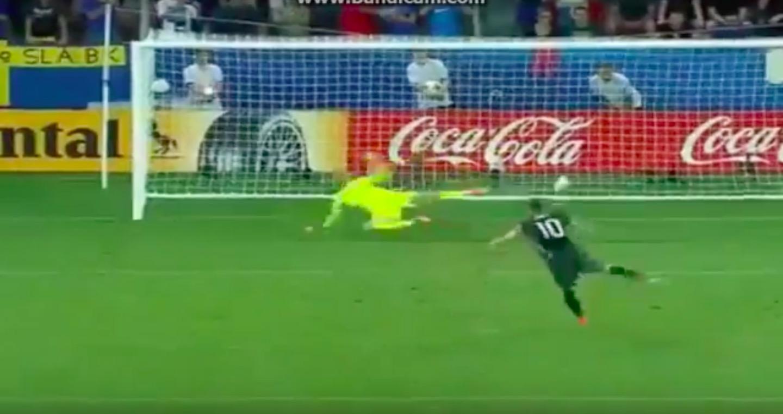 Inghilterra-Germania 5-6 rigori - highlights (Europeo Under 21)