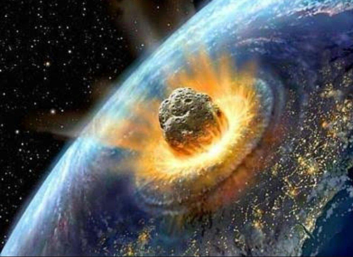 """Asteroide verso la Terra, allerta scienziati: """"Non sappiamo quando accadrà, possiamo solo pregare"""""""