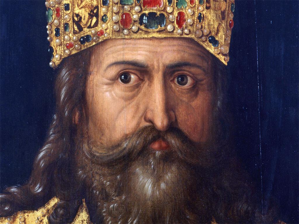Tutti gli europei hanno una discendenza diretta con Carlo Magno