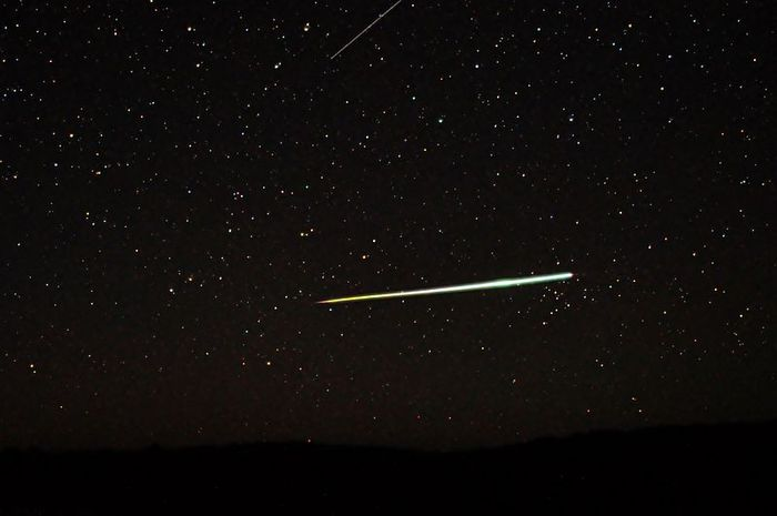 Meteora nel Nord Italia: grande 60 cm, pesava dai 50 ai 200 kg