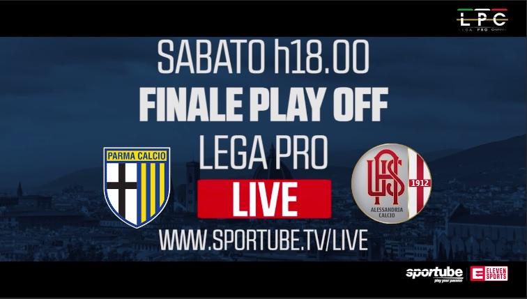 Parma-Alessandria: RaiSport diretta tv, Sportube streaming live finale play off Lega Pro. Ecco come vedere la partita