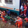 Puglia, scontro frontale tra due treni in Salento: almeno 15 feriti FOTO04