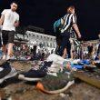 """Finale Champions, panico a Torino: """"Bomba, bomba"""". 40 feriti per una ringhiera1"""