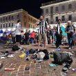 """Finale Champions, panico a Torino: """"Bomba, bomba"""". 40 feriti per una ringhiera03"""