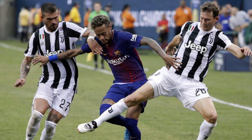 YOUTUBE Juventus-Barcellona 1-2, Neymar show: video gol e highlights