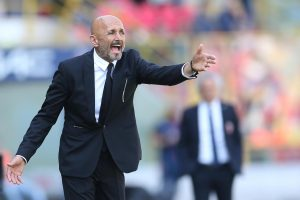 """Luciano Spalletti avvisa l'Inter: """"Ci sono tre squadre più forti di noi"""""""
