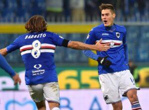 Calciomercato Sampdoria, il futuro di Schick si conoscerà a agosto
