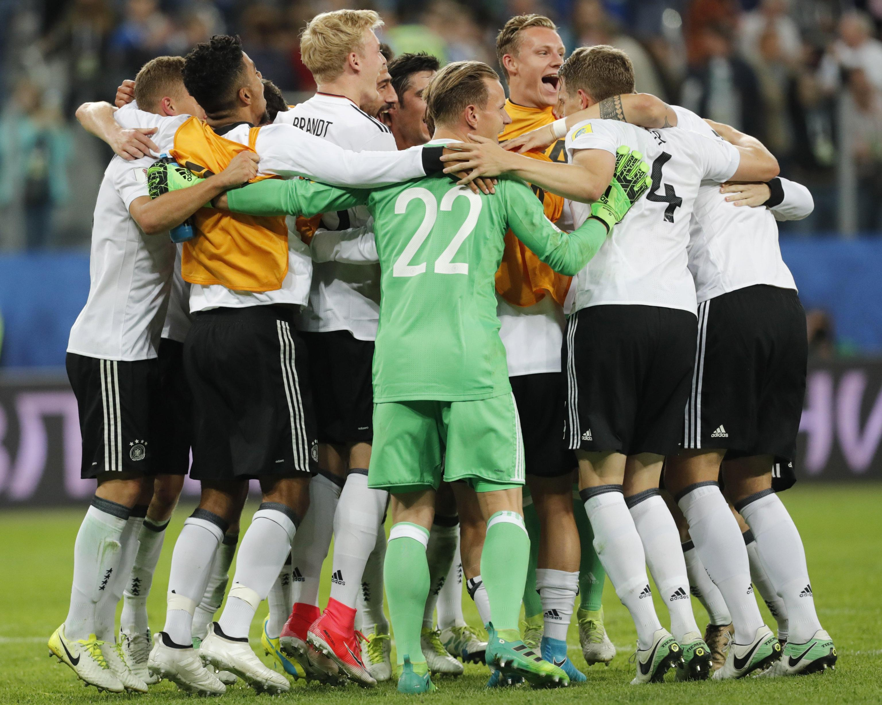 Cile-Germania 0-1 highlights. La Germania ha vinto la Confederations Cup