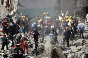 Torre Annunziata, crollo palazzina: trovate 2 vittime. Sono 5 i dispersiTorre Annunziata, crollo palazzina: trovate 2 vittime. Sono 5 i dispersi